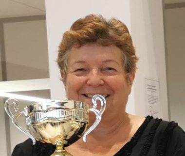 Hommage à Annie SALVADOR 36 ans au service du Comité de la Drôme Ardèche de Judo Jujtsu et D.A avec 4 mandats de présidence.