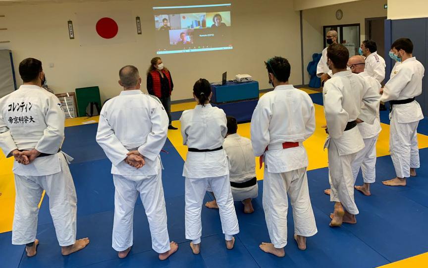 Présentation du projet régional Jujitsu et des actions au sein des comités départementaux