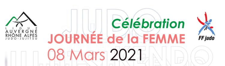 Célébration de la journée de la Femme 08 mars 2021