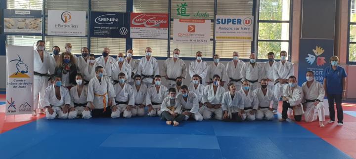 Formation sur la pratique du Judo pour les personnes en situation de handicap