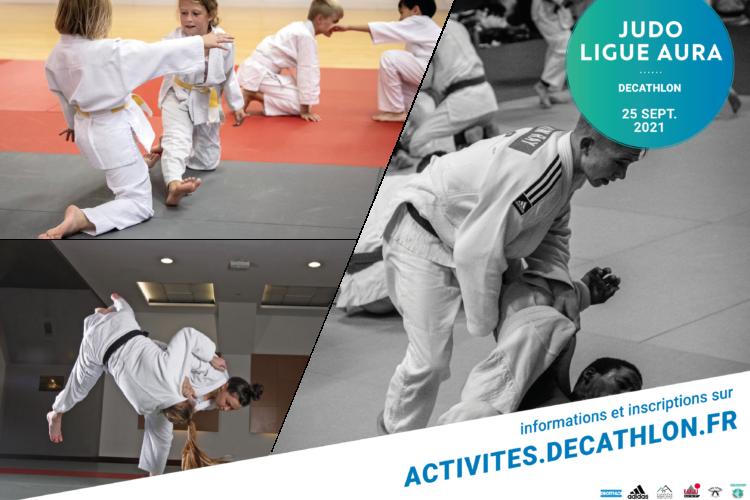 Actions Découverte Judo